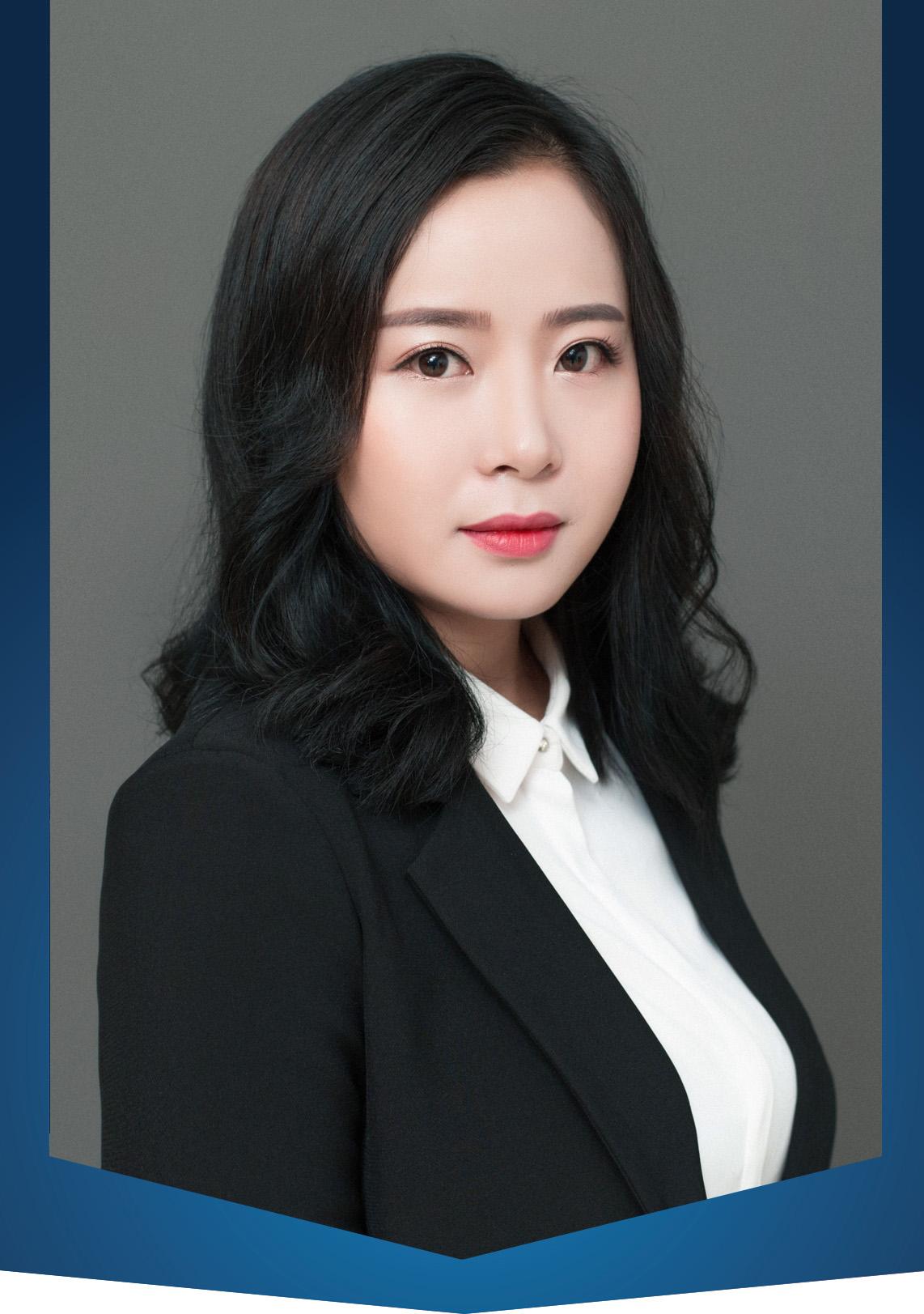 商学院金牌培训师-师咏薇